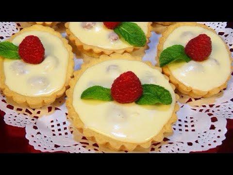tartelettes-ganache-chocolat-blanc-et-framboises-façon-la-brioche-dorée