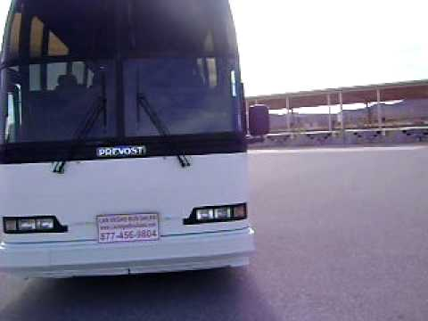 1997 Used Bus For Sale Prevost H3 41 Deluxe Charter Bus