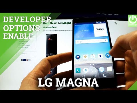 Resetting Videos LG H520Y Magna 4G LTE - HardReset info