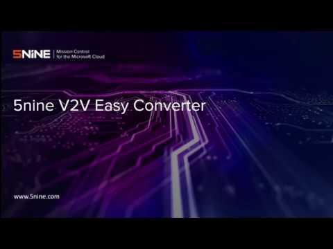 5nine v2v easy converter