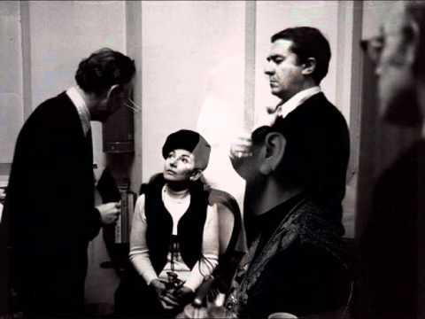 Maria Callas & Giuseppe di Stefano. Teco io sto. Un ballo in maschera. G. Verdi.