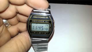 Обзор часов -