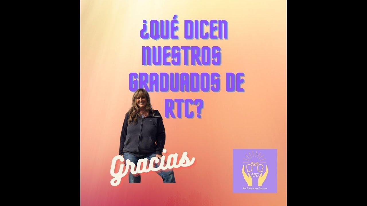 Testimonio del Curso RTC de Graciela Cizin