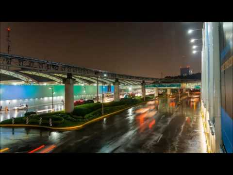 Flughafen Mexiko Stadt Timelapse Mexico City