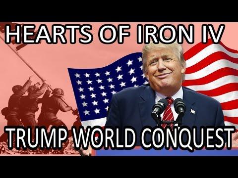 Hearts Of Iron 4: Modern Day - MAKE AMERICA GREAT AGAIN