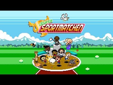 Let's Play: SUPER SPORTMATCHEN