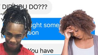 YNW MELLY - MAMA CRY LYRIC PRANK ON MOM GONE WRONG (SHE KICKED ME OUT THE HOUSE)