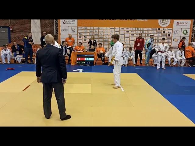 Šlosárek Tadeáš Varšava 2  den   2  výhra
