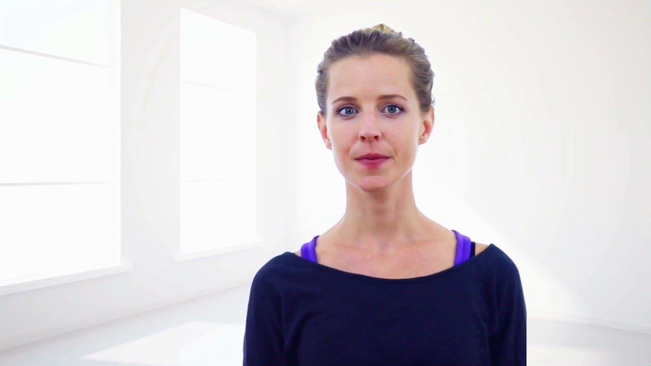 Progressive Muskelentspannung für Gesicht, Schulter und Bauch - YouTube