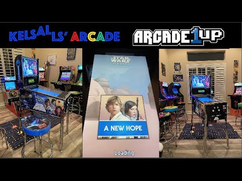 Arcade1up Star Wars Pinball Full Review from Kelsalls Arcade
