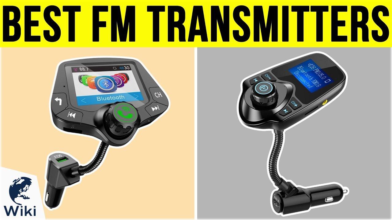10 Best FM Transmitters 2019