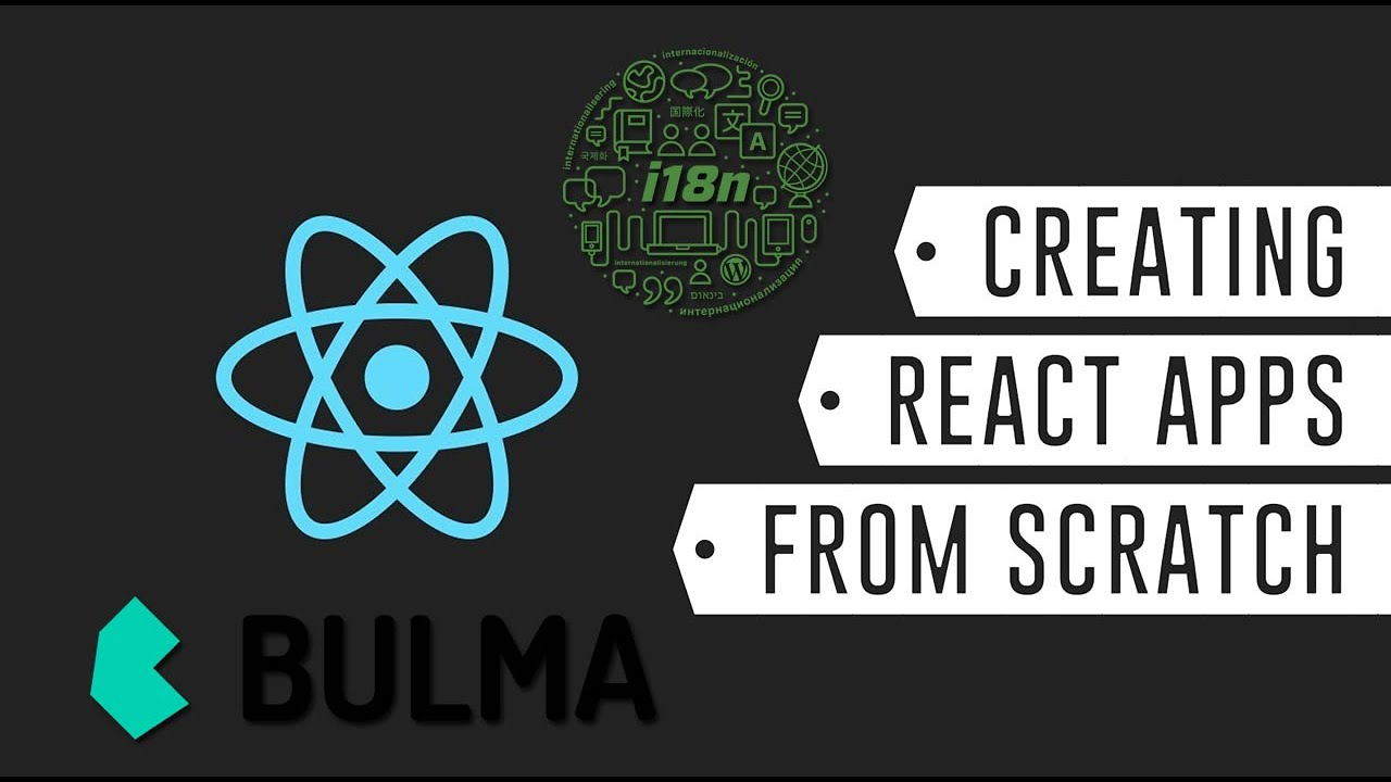 Download Build a simple React App with Bulma and i18n