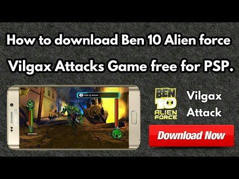 Free Download Ben 10 Alien Force Game For Android - losthub