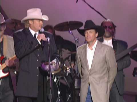 George Strait Special Achievement Award - ACM Awards 2003
