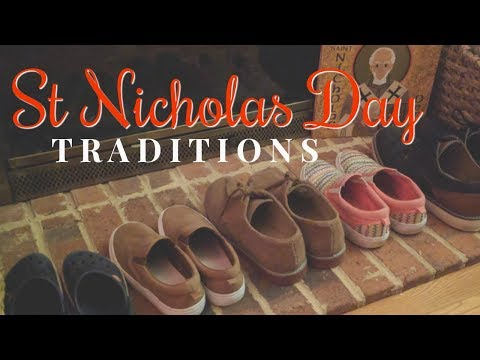 Our St Nicholas Day Traditions