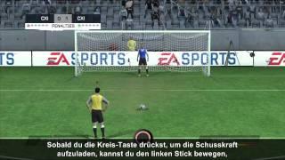 FIFA 11 Tutorial: Elfmeterschießen Teil 1
