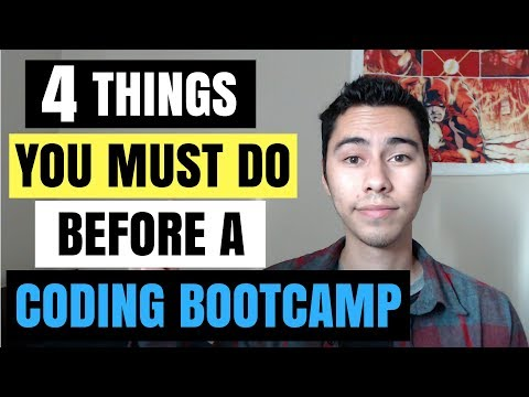 Coding Bootcamps | 4 Things You Should Do Before Attending