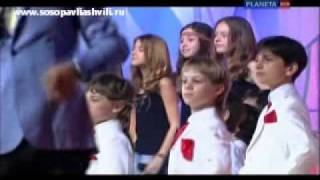 Смотреть клип Сосо Павлиашвили - Арго