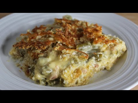 green-bean-casserole!-~tasty-&-quick-recipes