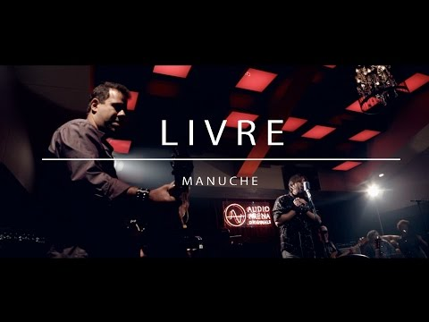 Manuche on Arena Originals - Livre