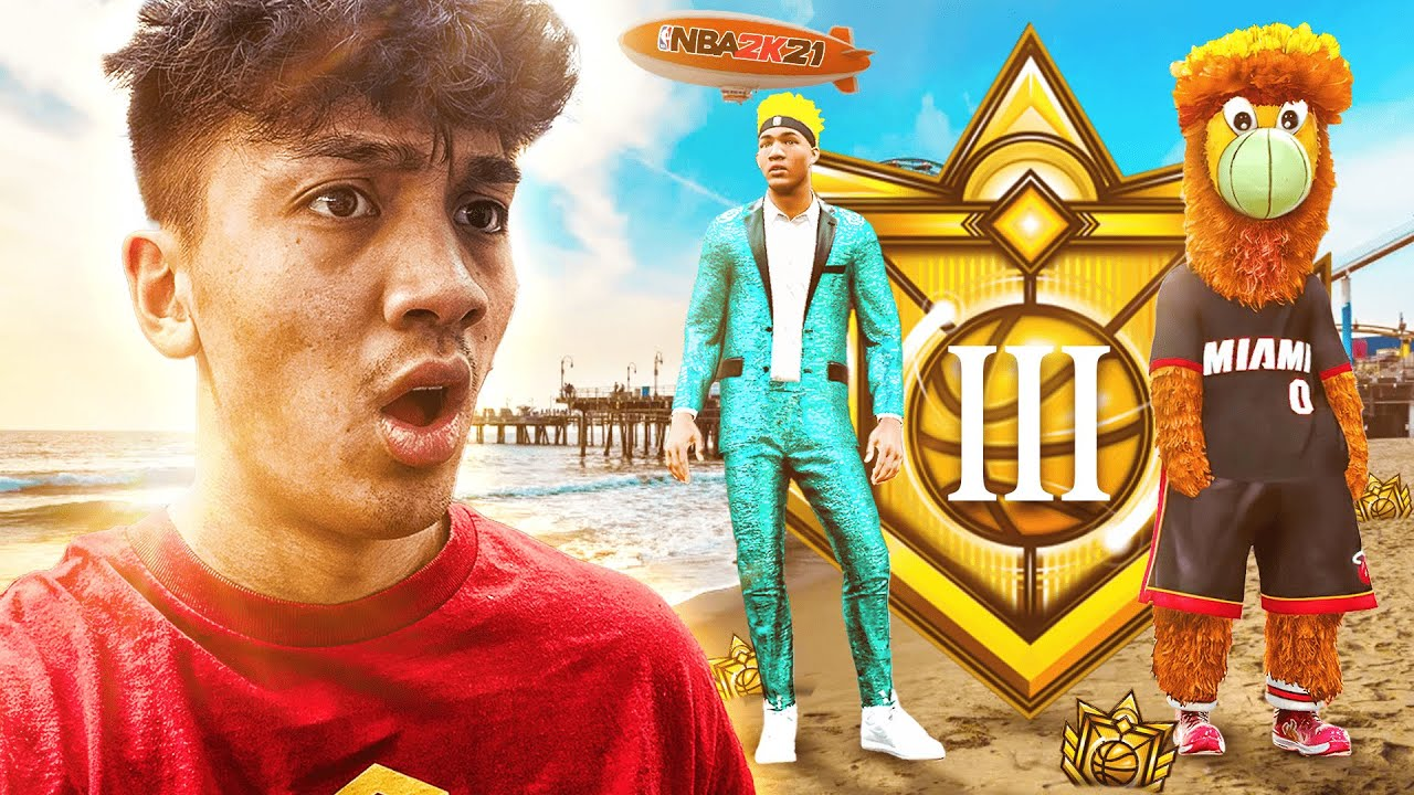Download ELITE 3 REACTION! (MASCOTS AND SUITS UNLOCKED) NBA 2K21