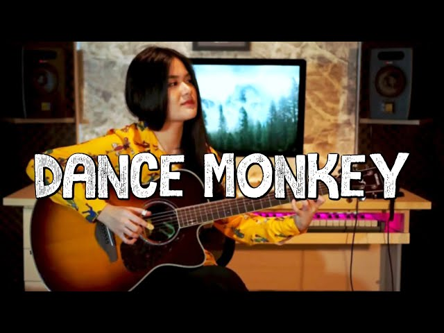 (Tones and I) Dance Monkey - Fingerstyle Guitar Cover | Josephine Alexandra