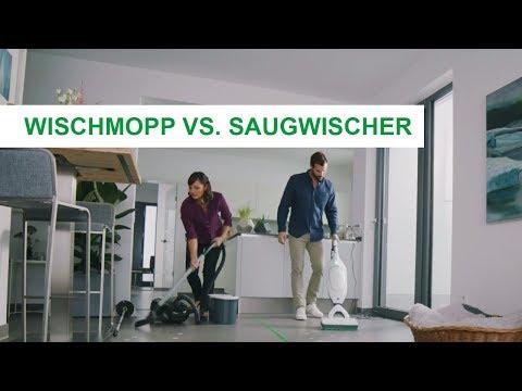 Kobold SP600 Saugwischer Challenge