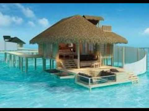 Most Beautyful Lakshadweep Water Villas