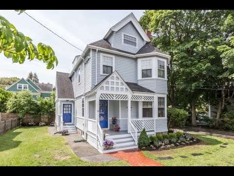 *FOR SALE* 14 Claflin Place, Newtonville, MA 02460