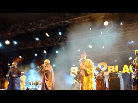 Orchestre Baobab - @back2black Festival - Cidades das Artes - RJ - 16/11/2013