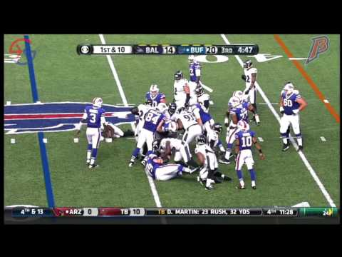 Friday Flashback | Bills vs Ravens