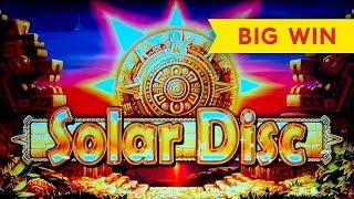 Solar Disc Slot - BIG WIN BONUS, AWESOME!