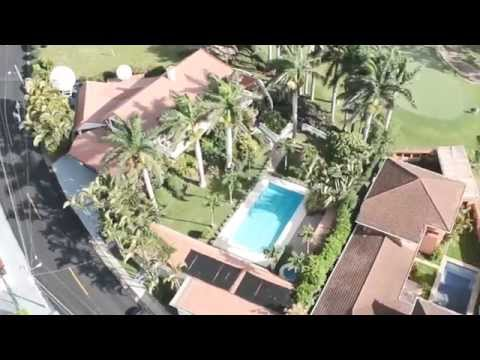 Golfer's Dream Estate Home For Sale With Private Pool And Guesthouse In Costa Rica