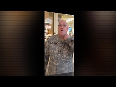 Man Under Fire for Allegedly Posing as a Decorated Army Ranger