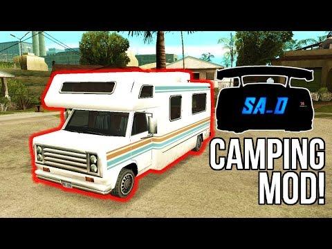Camping Modification | GTA San Andreas Mods