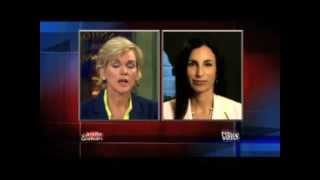 "Melanie Sloan and Jennifer Granholm discuss fixing our election laws, Karl Rove and ""issue ads"""