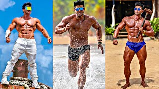 INDIAN MUSCLE 💪🏻 - Sahil Khan