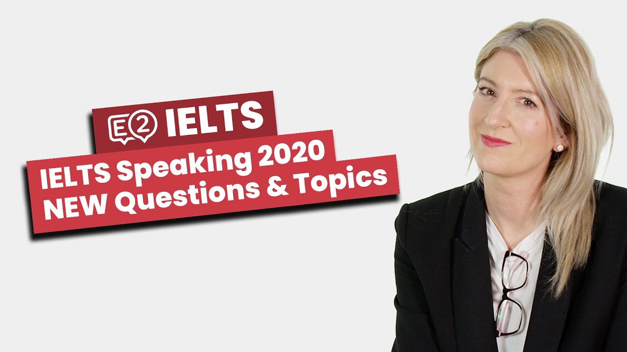 IELTS Speaking 2020 NEW Questions & Topics with Jay & Alex