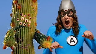 Night Of The Cactus! - Full Episode - The Aquabats! Super Show! with Kate Freund and Paul Rust