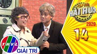 Cặp đôi hài hước Mùa 3 - Tập 14: Oẳn Tù Tì - Việt Trang, Đông Hải