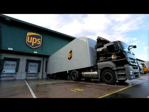 UPS Tamworth Hub