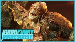 Shadow of War Thoughts - Kinda Funny Gamescast Ep. 140