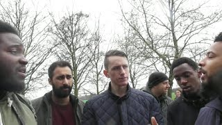 I Want To Preserve The White Race (p3) with Isa & Raven - Speakers Corner