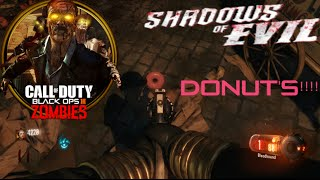 Call of Duty Black ops 3 - Shadows of Evil Donut bouncing betties!!!