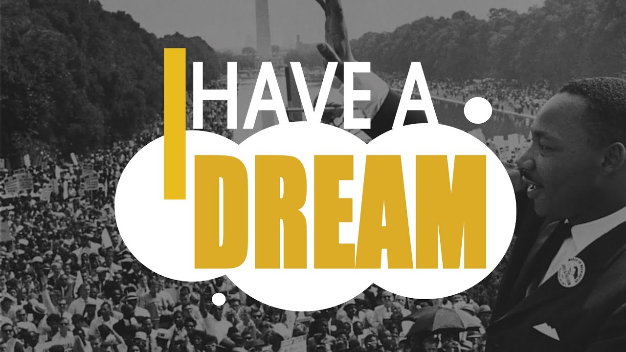 Do You Have A Dream Like Martin Luther King