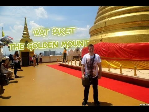 Wat Saket - The Golden Mount - Bangkok - Thailand