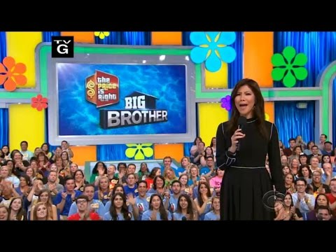 The Price is Right Special  Big Brother Edition FULL EPISODE