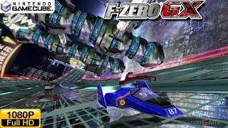 F-Zero GX - Gamecube Gameplay 1080p (Dolphin GC/Wii Emulator)