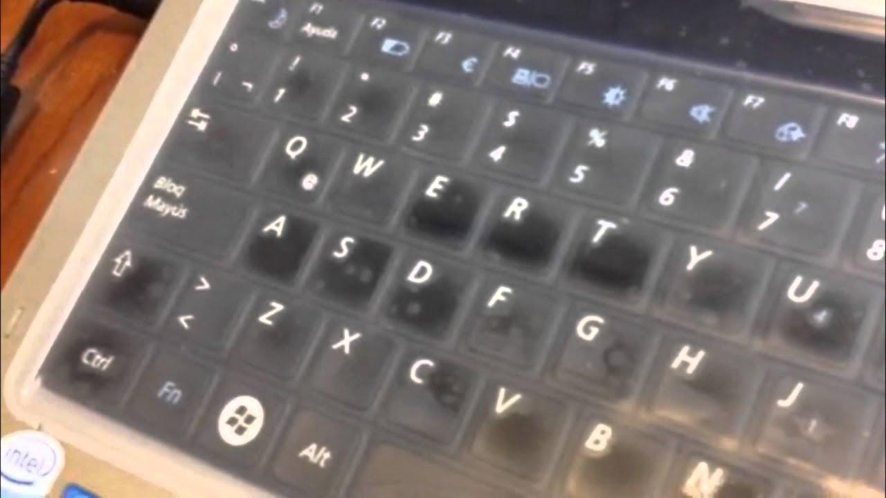 Protectores de teclado youtube - Cubre escritorio ...