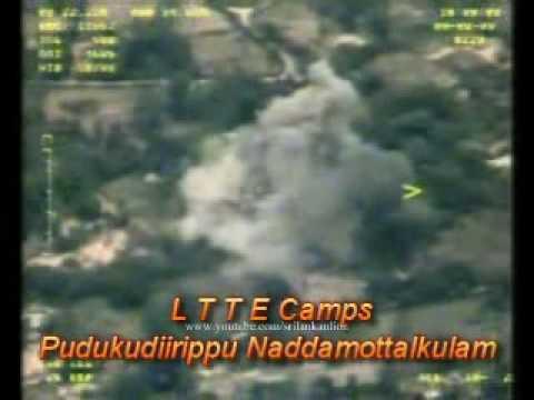 Sri Lanka Air Force  Missions Against Terrorism